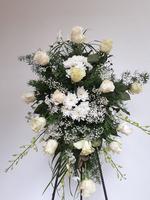 001 - Bílé růže