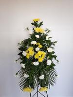 100 - kytice stojanová
