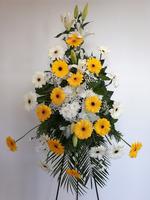 105 - kytice stojanová