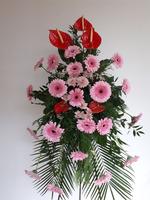 107 - kytice stojanová