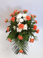 300 - volné vázané kytice