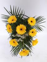 301 - volné vázané kytice